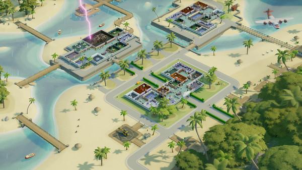 Скриншот №9 к Two Point Hospital Pebberley Island