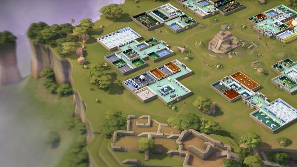 Скриншот №8 к Two Point Hospital Pebberley Island