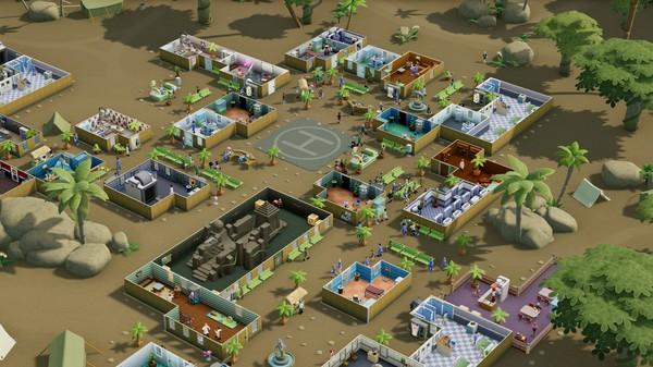 Скриншот №6 к Two Point Hospital Pebberley Island