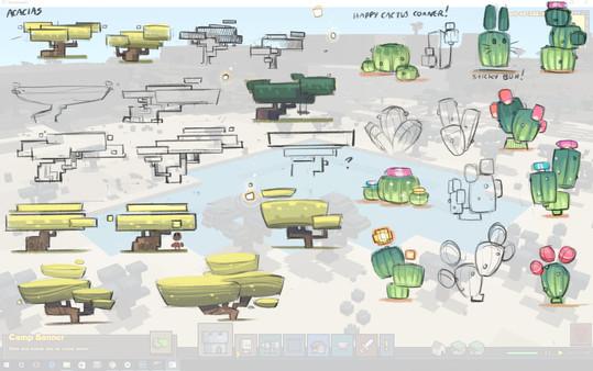 Скриншот №3 к Stonehearth Creative Bundle OST + Artbook + Poster