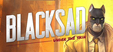 Blacksad: Under the Skin Cover Image