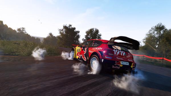 скриншот WRC 8 FIA World Rally Championship 4