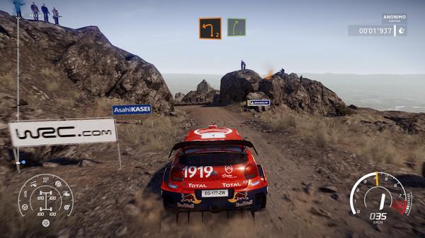 скриншот WRC 8 FIA World Rally Championship 1