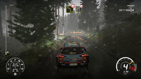 скриншот WRC 8 FIA World Rally Championship 5