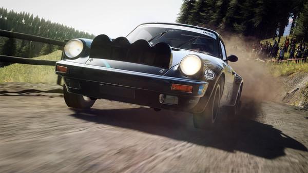 Скриншот №1 к DiRT Rally 2.0 - Porsche 911 SC RS