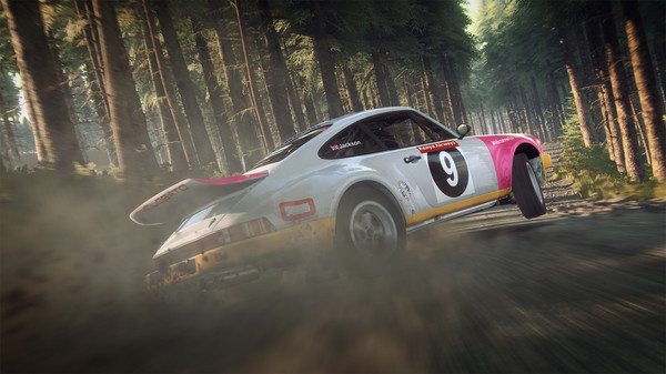 Скриншот №3 к DiRT Rally 2.0 - Porsche 911 SC RS