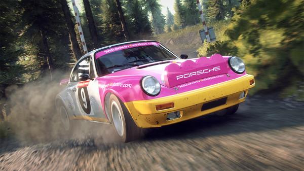 Скриншот №4 к DiRT Rally 2.0 - Porsche 911 SC RS
