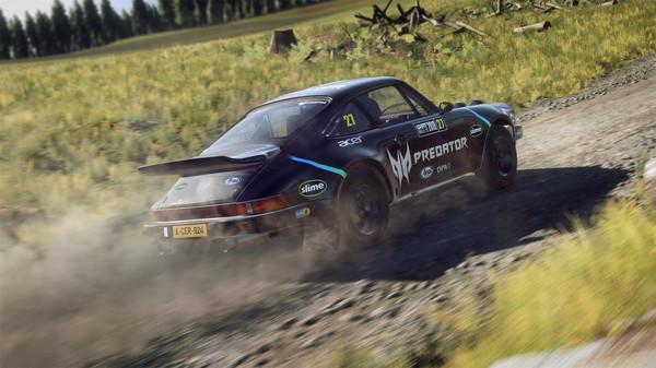 Скриншот №2 к DiRT Rally 2.0 - Porsche 911 SC RS