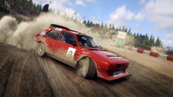 Скриншот №3 к DiRT Rally 2.0 - Lancia Delta S4 RX