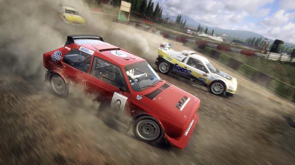 Скриншот №2 к DiRT Rally 2.0 - Lancia Delta S4 RX