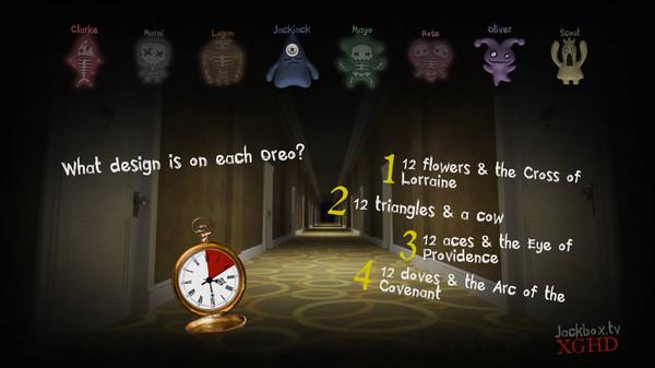 Скриншот №1 к The Jackbox Party Pack 6