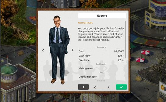 Скриншот №5 к Timeflow – Time  Money Sim