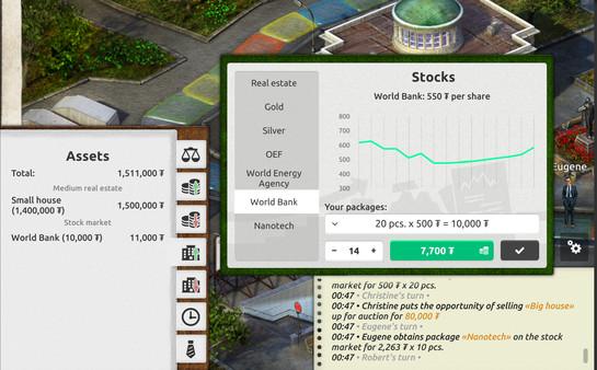 Скриншот №7 к Timeflow – Time  Money Sim