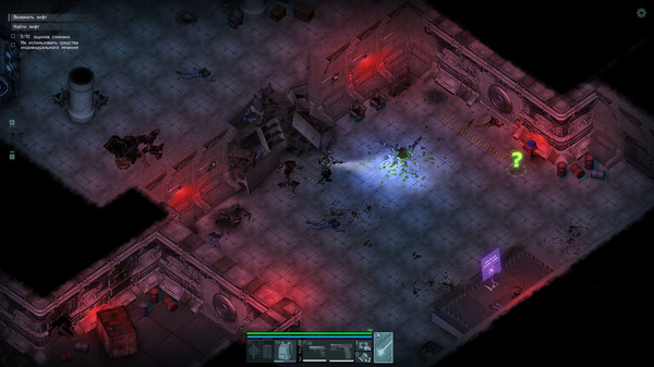 Скриншот №3 к Alien Shooter 2 - Легенда