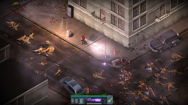 Скриншот №8 к Alien Shooter 2 - Легенда