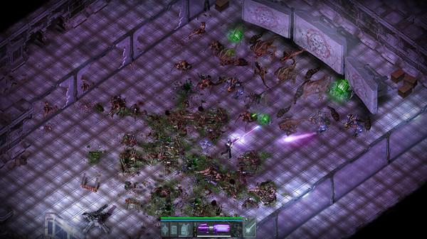 Скриншот №17 к Alien Shooter 2 - Легенда