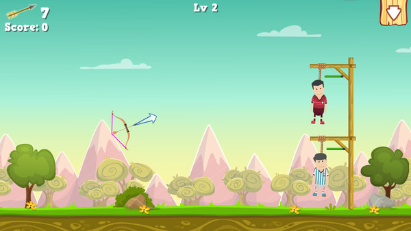 Crazy Archery screenshot