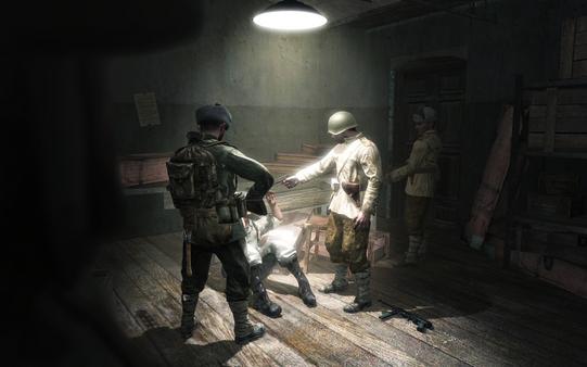 Скриншот №1 к Call of Duty World at War