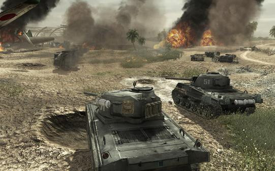 Скриншот №2 к Call of Duty World at War