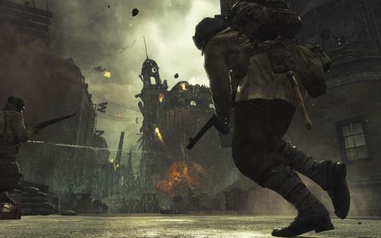 Скриншот №3 к Call of Duty World at War