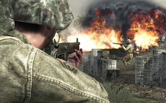 Call of Duty: World at War скриншот