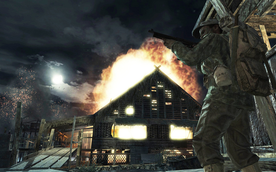 Скриншот №10 к Call of Duty World at War