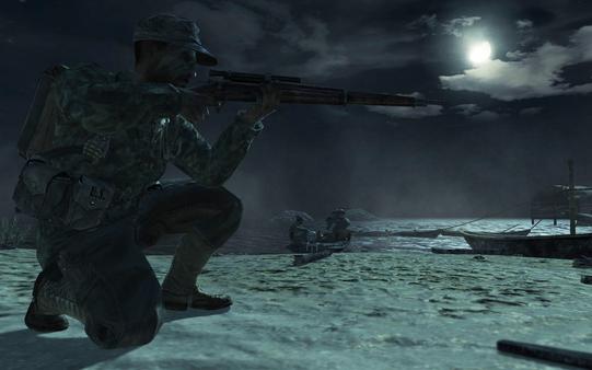 Скриншот №11 к Call of Duty World at War