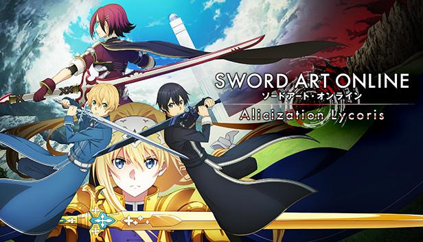 SWORD ART ONLINE Alicization Lycoris on Steam