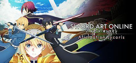 SWORD ART ONLINE Alicization Lycoris Cover Image