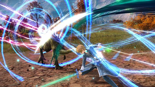 Скриншот №7 к SWORD ART ONLINE Alicization Lycoris