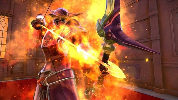 Скриншот №10 к SWORD ART ONLINE Alicization Lycoris