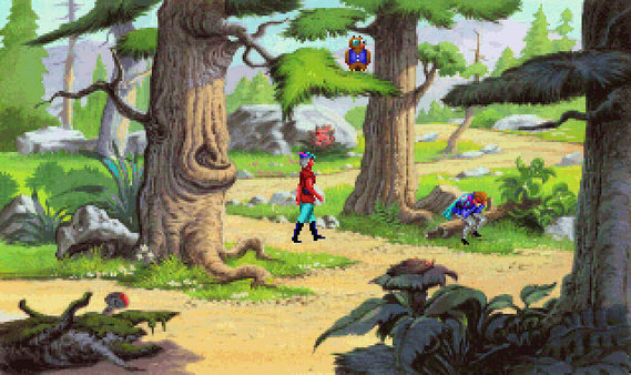 Скриншот №1 к Kings Quest™ Collection
