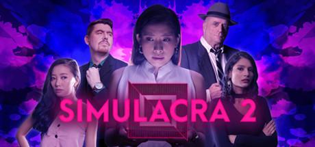 SIMULACRA 2 Cover Image