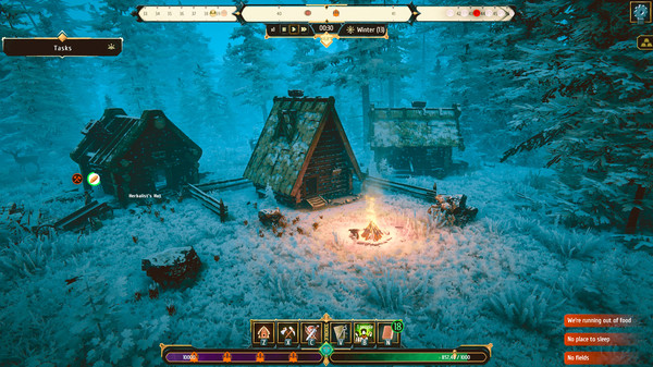 Скриншот №5 к Night is Coming