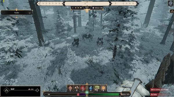 Скриншот №4 к Night is Coming