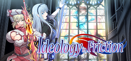 Ideology in Friction Cover Image
