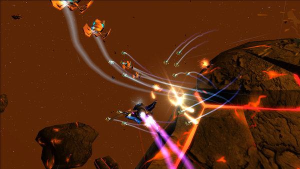 скриншот Aces of the Galaxy 5