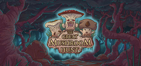 The Great Mushroom Hunt Cover Image