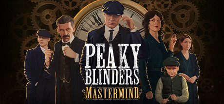 Peaky Blinders: Mastermind Cover Image