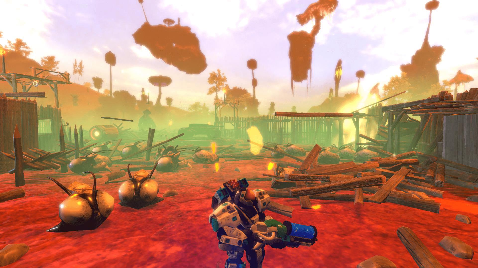 Triton Survival Free Download