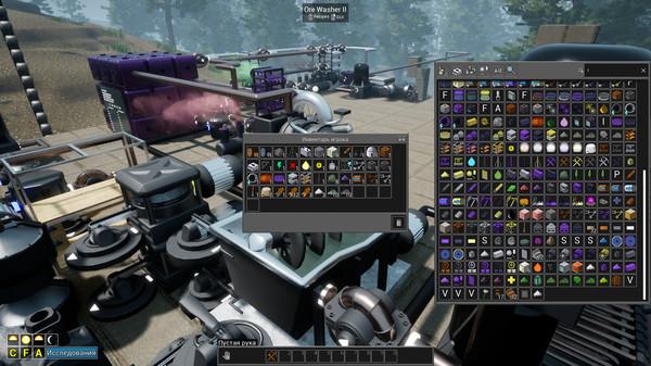Скриншот №1 к Evospace