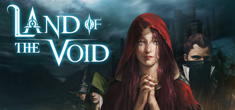 Land Of The Void Cover Image