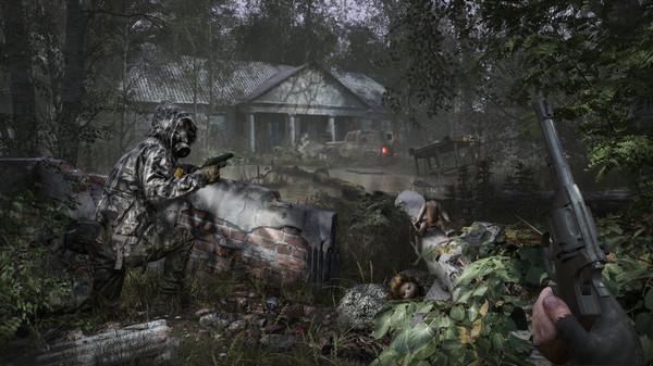 Скриншот №22 к Chernobylite