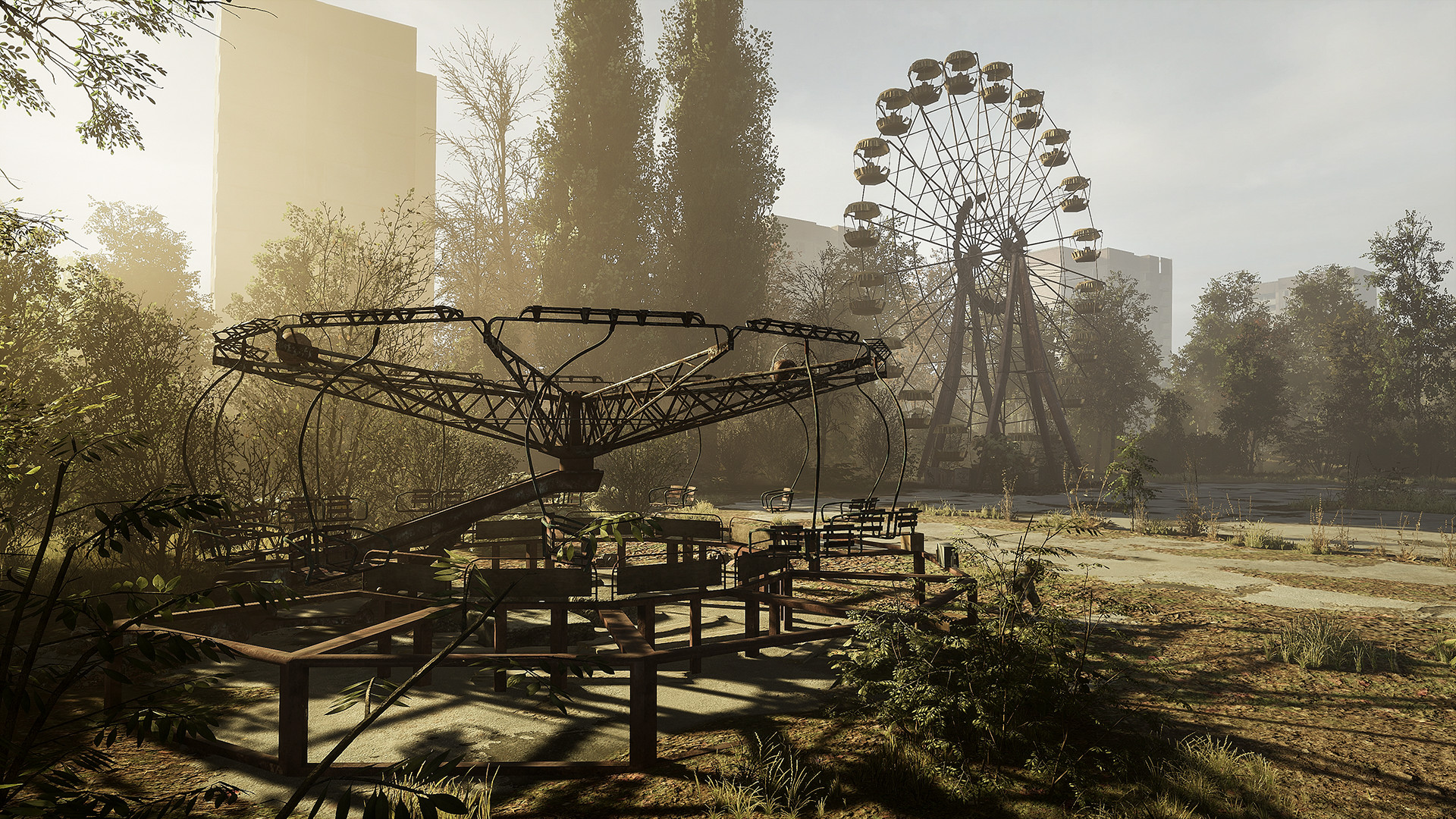 Chernobylite Cracked