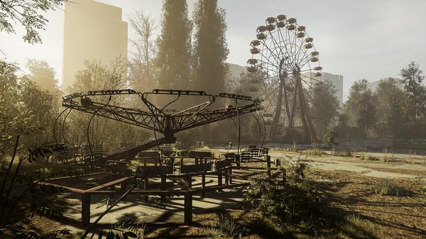 Скриншот №2 к Chernobylite