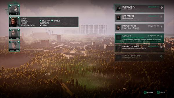 Скриншот №13 к Chernobylite