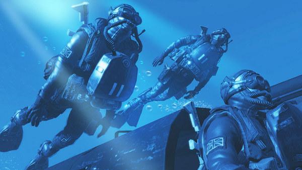 Call of Duty: Modern Warfare 2 скриншот