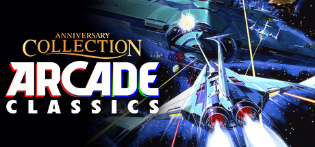 Anniversary Collection Arcade Classics Cover Image