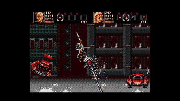 Скриншот №4 к Contra Anniversary Collection