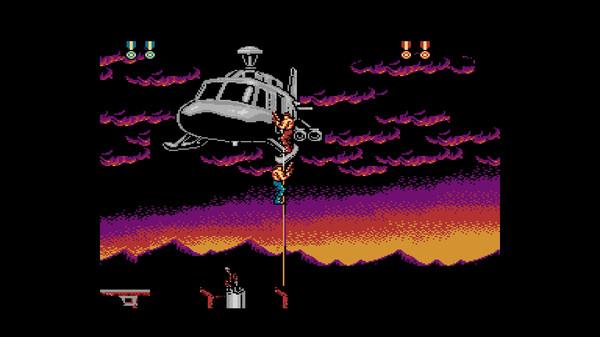 Скриншот №8 к Contra Anniversary Collection
